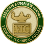 Vermont Technical College Associate's Degree Nursing Pins